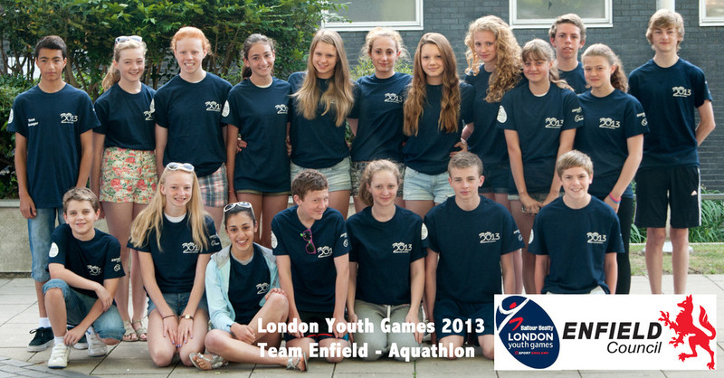 enfield swimming club open meet